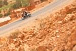 KTM 790 Adventure on road 13