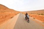 KTM 790 Adventure on road 14