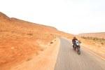 KTM 790 Adventure on road 15