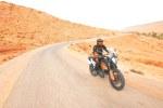 KTM 790 Adventure on road 19