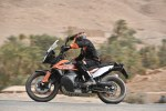 KTM 790 Adventure on road 23