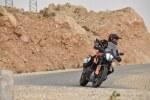 KTM 790 Adventure on road 25