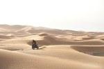adventure pustynia wydmy piach