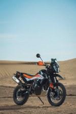 ktm 790 adventure r pustynia