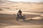 ktm 790 adventurer pustynia maroko wydmy