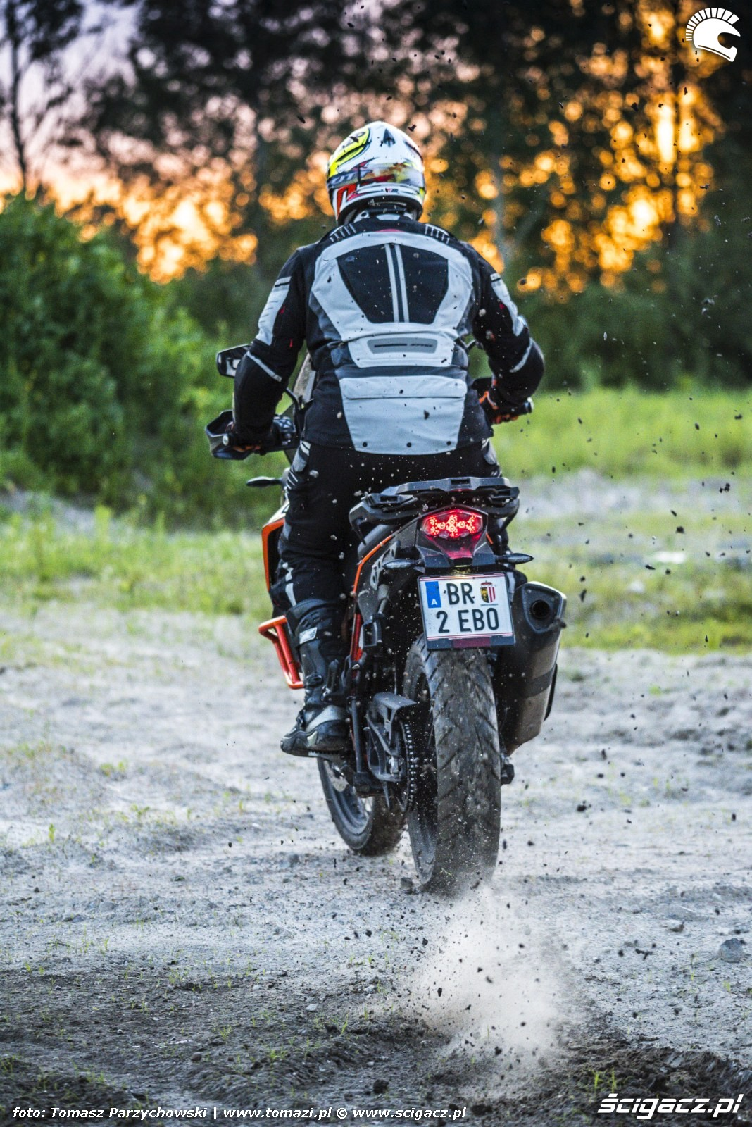 KTM Super Adventure R offroad 03
