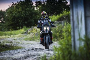 KTM Super Adventure R offroad 15