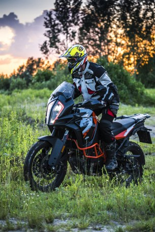 KTM Super Adventure R offroad 18