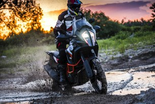 KTM Super Adventure R offroad 42