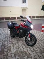 MV Agusta Turismo Veloce 800 Lusso Beni test motocykla 14