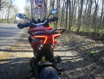 MV Agusta Turismo Veloce 800 Lusso Beni test motocykla 16