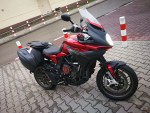 MV Agusta Turismo Veloce 800 Lusso Beni test motocykla 21