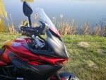 MV Agusta Turismo Veloce 800 Lusso Beni test motocykla 23