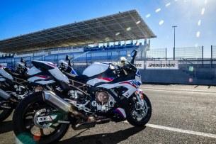 BMW S1000RR 2019 testy tor Estoril 07