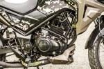 SYM NH T 125 test motocykla 08