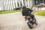 SYM NH T 125 test motocykla 33