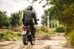 SYM NH T 125 test motocykla 37