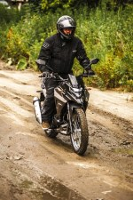 SYM NH T 125 test motocykla 47