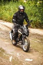 SYM NH T 125 test motocykla 48