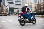 Suzuki GSX R 125 dynamicznie 10