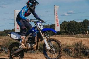 Yamaha YZ test 08