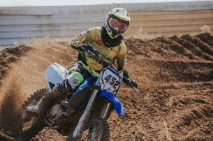 Yamaha YZ test 09