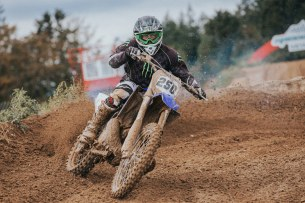 Yamaha YZ test 18