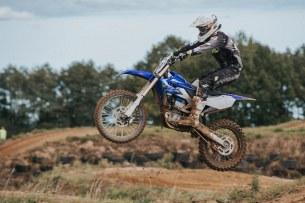 Yamaha YZ test 19