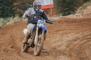 Yamaha YZ test 21