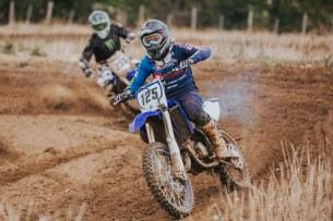 Yamaha YZ test 24