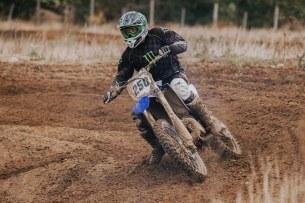 Yamaha YZ test 25