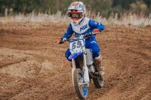 Yamaha YZ test 26