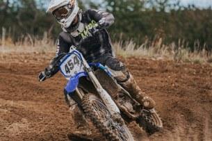 Yamaha YZ test 27