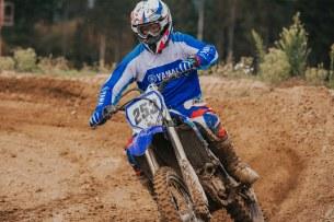 Yamaha YZ test 34