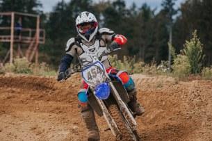 Yamaha YZ test 36