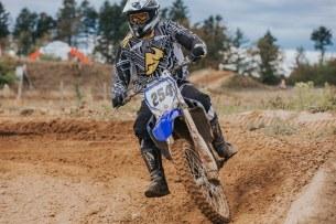 Yamaha YZ test 37