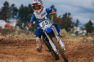 Yamaha YZ test 38
