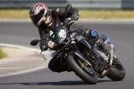 motocyklista na tuono aprilia 2009 tor poznan test b mg 0616