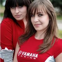 yamaha dziewczyny