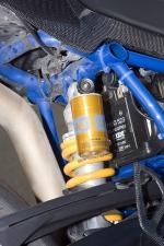 amortyzator tylny hp2 bmw 2009 tor poznan test a mg 0031