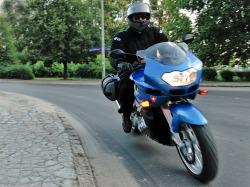 BMWK1200R zakret