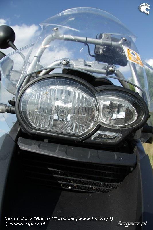 klasyczne lampy BMW