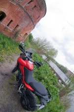 multistrada 1200s touring