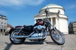 Plac Trzech Krzyzy Harley