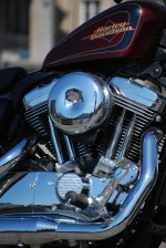 Serce Harley Davidson Sporster 72