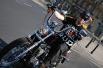 Simpson na Harley Davidsonie