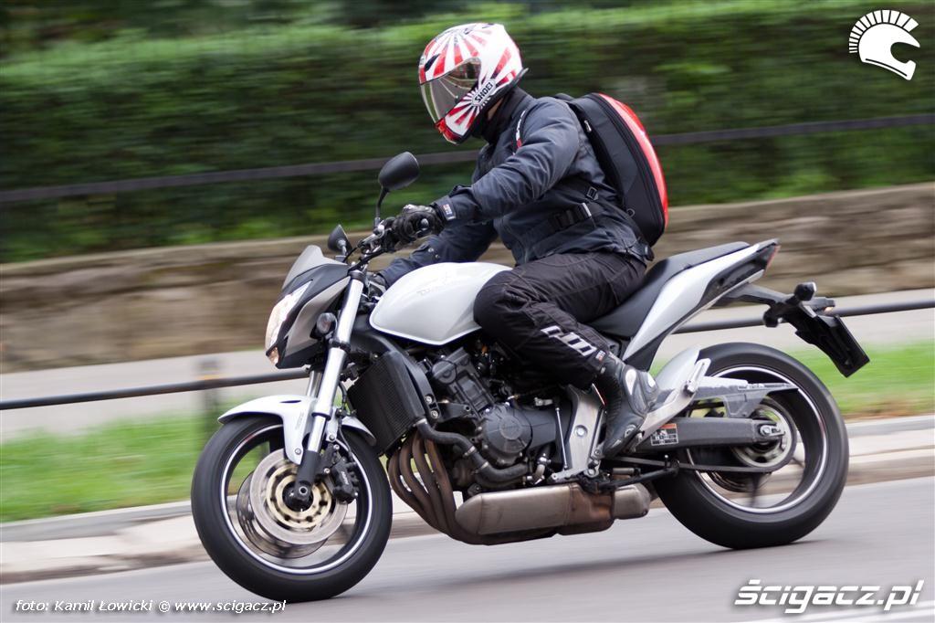Honda Cb600f Hornet Szerszeń Bez żądła