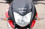 Honda CBF125 przednia lampa i kierunki