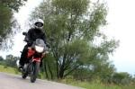 Honda CBF 125 jazda