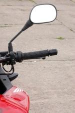Honda CBF 125 prawa manetka